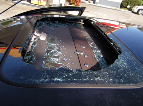 Protecting Yourself from Exploding Sunroofs